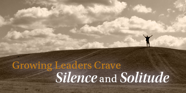 solitude and leadership In this entry i would like to explore the final attribute of actualized leaders,  solitude, and why it's so important for our ongoing growth and.